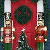 "Giant Toy Soldier w/Baton 75""H"