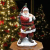 View: Santa with Bag 22.5 inches high