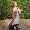 "View: Nativity Set Standing Angel 7.5""H Patience Brewster Collection"